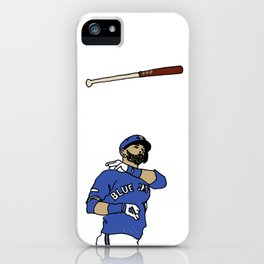 Jose Bautista iPhone Case