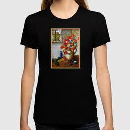 Hungarian Poppies T-shirt