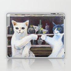 Social Cats  Laptop & iPad Skin