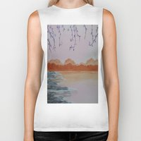 serenity Biker Tanks featuring Serenity by Krista May