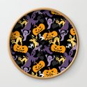 Halloween pattern by verodesign