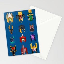 Egyptian Gods! Stationery Cards