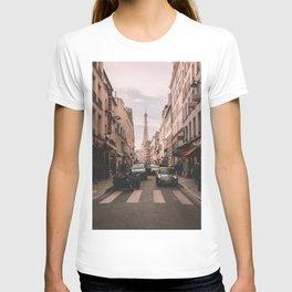 Vintage Paris, France (Color) T-shirt