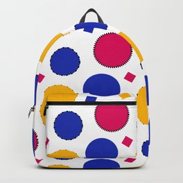 Colourfull Around Backpack
