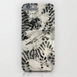 Striped Payamas iPhone Case