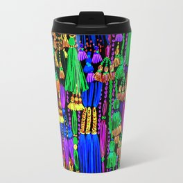 glow tassels Travel Mug