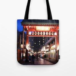 Tokyo Gateway Tote Bag