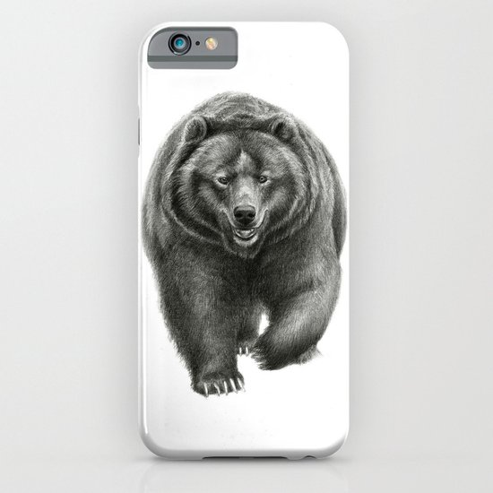 Brown Bear SK068 iPhone & iPod Case