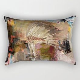 'WALK IN BEAUTY' Rectangular Pillow