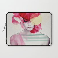 custom Laptop Sleeves featuring Bright Pink - Part 2  by Jenny Liz Rome