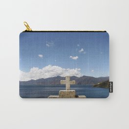 San Jorge, Guatemala.  Carry-All Pouch
