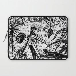 Botanical Collage Laptop Sleeve