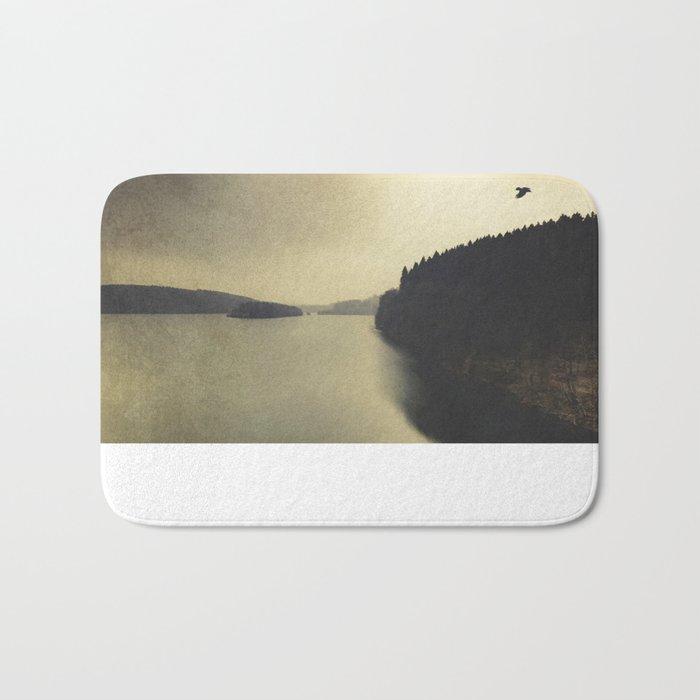Quiet Lake Bath Mat