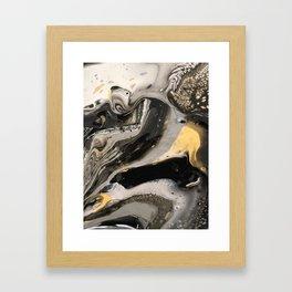 the perfect match Framed Art Print