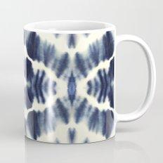 BOHEMIAN INDIGO BLUE Coffee Mug