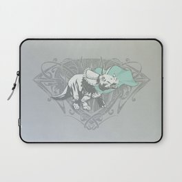 Fearless Creature: Frill Laptop Sleeve