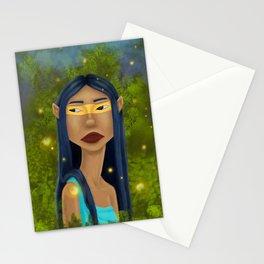 Tribal Elf Stationery Cards