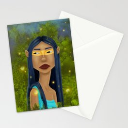 Tribal Elf Stationery Cards