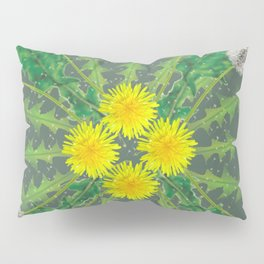 Dandelion Cycle Pillow Sham