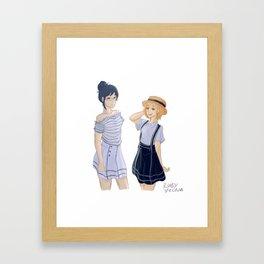 Kiyoko Framed Art Prints | Society6