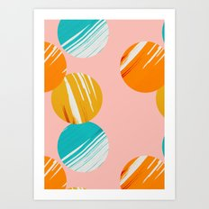 yvonne Art Print