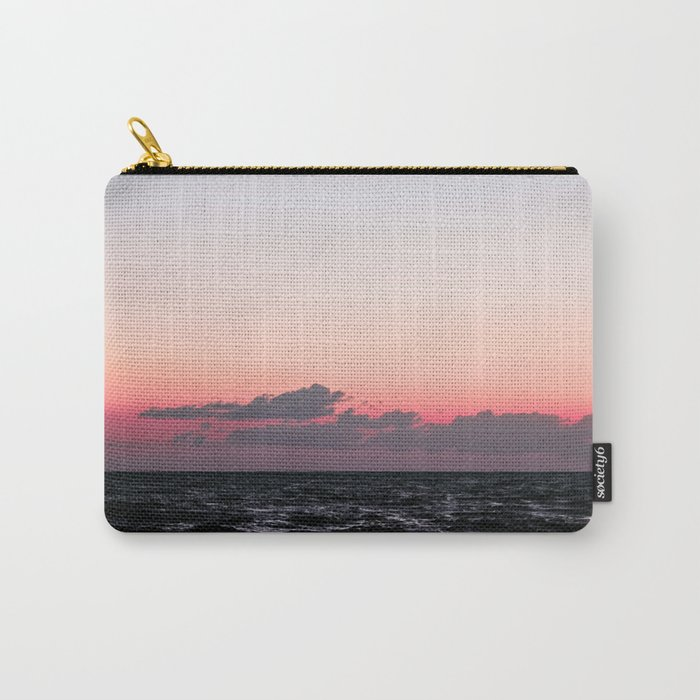 Ocean #sunset Carry-All Pouch