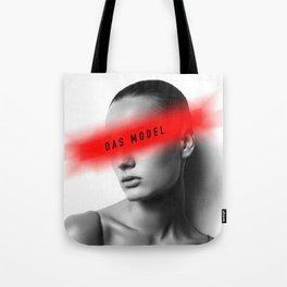 DAS MODEL Tote Bag