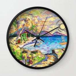 Cito's Magens Bay Wall Clock