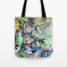 A Rainbow In The Dark Tote Bag