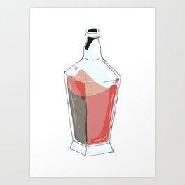 Potion Art Print