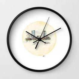 Day 2 - Boston Design Marathon Wall Clock