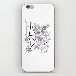 The Happy Dragon iPhone Skin