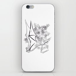 The Happy Dragon iPhone Skin
