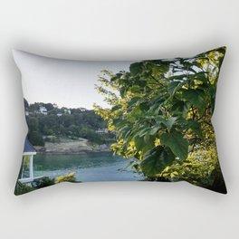 Overbeck's Salcombe England Rectangular Pillow