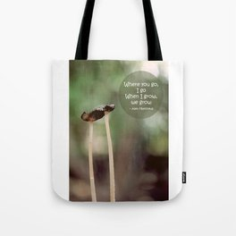 Our Growth Tote Bag