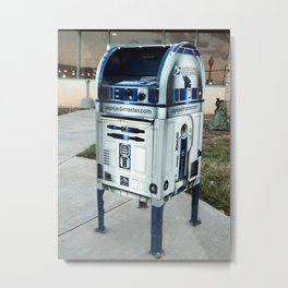 May The Post Be With You Metal Print