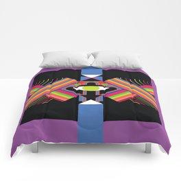 Subtle Vision Comforters