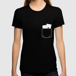 Poker Bluffing Pocket Online Spades Karo Gifts T-shirt