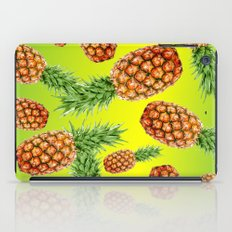 LOST IN PINEAPPLES iPad Case