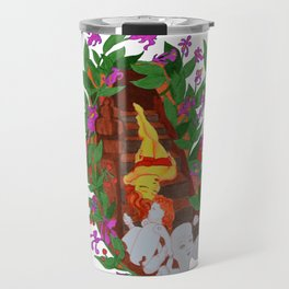 Deadly Nightshade Travel Mug