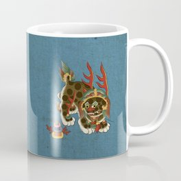 Minhwa: Haetae D Type Coffee Mug