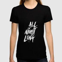 All Night Long NYC T-shirt