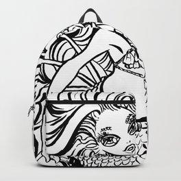 Mermaid Bae Backpack