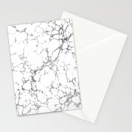 Granito Marble Light Stationery Cards