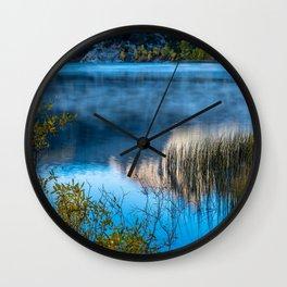 Photo California USA June Lake Nature Wall Clock