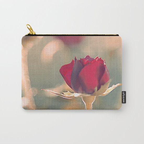 Romantic rose(4) Carry-All Pouch