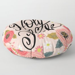 Pretty Swe*ry: Holy Fuck Floor Pillow