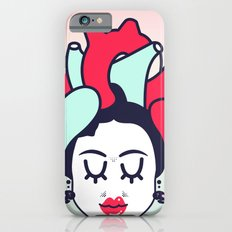Frida Heart iPhone 6s Slim Case
