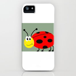 Bed Bug iPhone Case