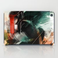 saturn iPad Cases featuring Saturn by Streaac